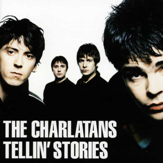 Tellin' Stories is listed (or ranked) 3 on the list The Best Charlatans Albums of All Time