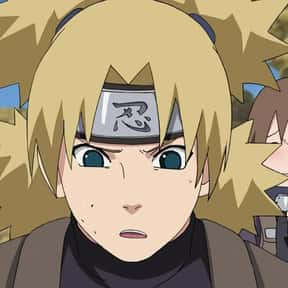 Temari is listed (or ranked) 13 on the list The Best Anime Characters With Blond Hair