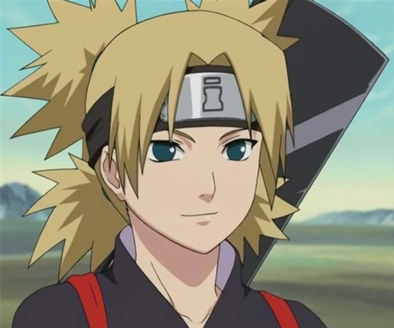 Temari is listed (or ranked) 2 on the list The 20 Best Female Characters In 'Naruto'