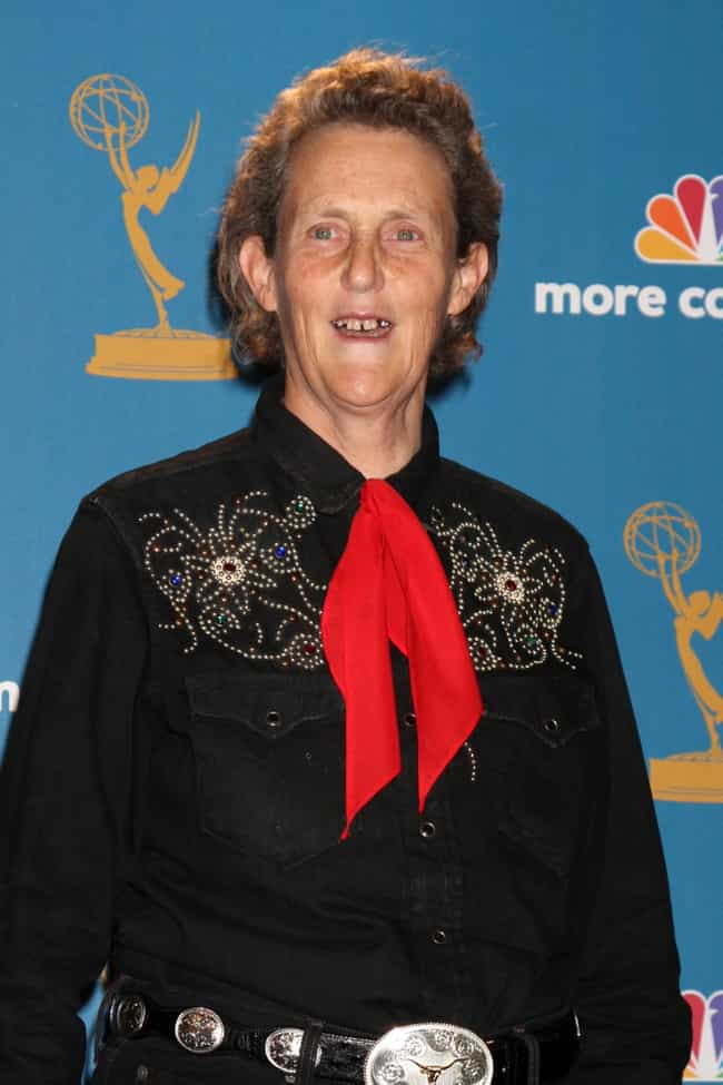 Temple Grandin is listed (or ranked) 7 on the list 16 Famous People with Autism