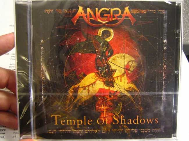 Temple of Shadows is listed (or ranked) 1 on the list The Best Angra Albums of All Time