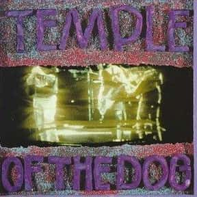 Temple of the Dog is listed (or ranked) 7 on the list The Best Grunge Bands