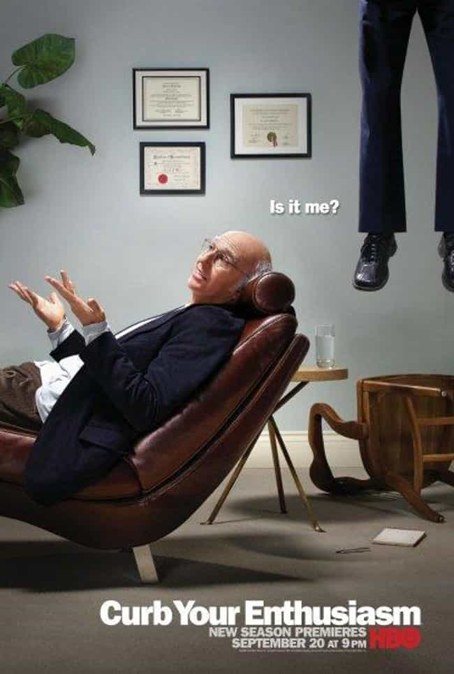 Curb Your Enthusiasm - S... is listed (or ranked) 3 on the list The Best Seasons of 'Curb Your Enthusiasm'