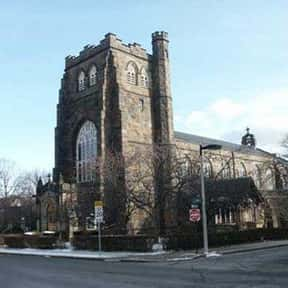 All Saints' Church is listed (or ranked) 6 on the list Famous Late Gothic Revival buildings