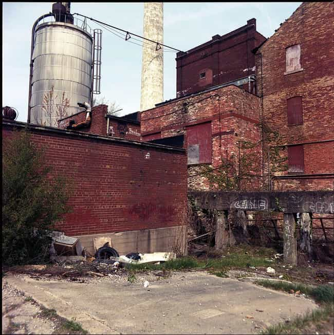 American Brewery is listed (or ranked) 2 on the list List of Famous Baltimore Buildings & Structures