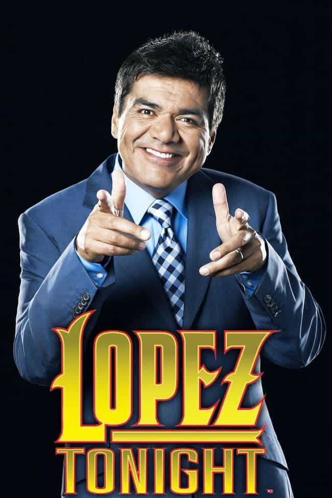 Lopez Tonight is listed (or ranked) 4 on the list The Best Talk Shows in LA