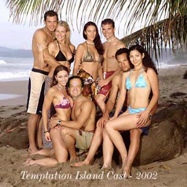 Temptation Island is listed (or ranked) 4 on the list The Dumbest Premises for Reality Shows