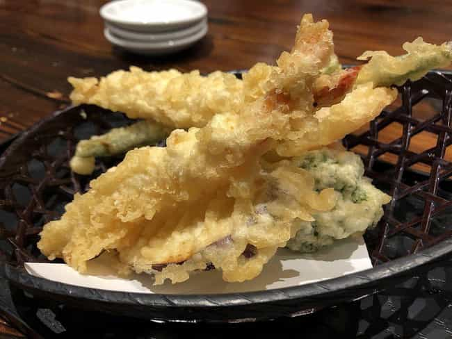 Tempura is listed (or ranked) 2 on the list Essential 'National' Food Dishes Whose Origins We Were Totally Wrong About