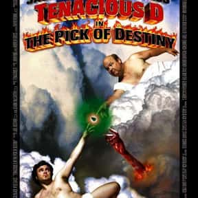 Tenacious D in The Pick of Des is listed (or ranked) 3 on the list The Best Jack Black Movies