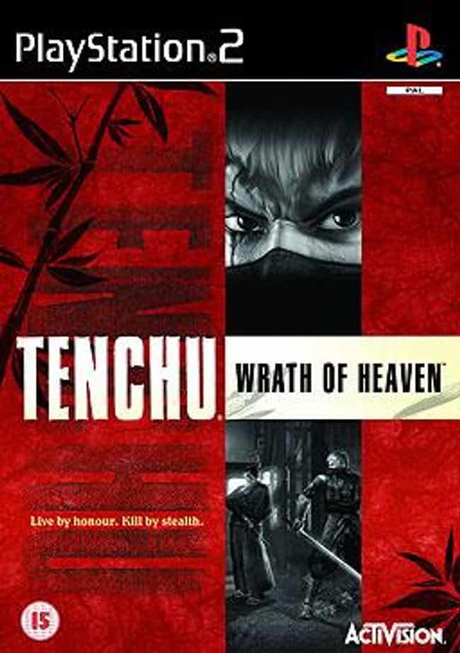 Tenchu: Wrath of Heaven ... is listed (or ranked) 1 on the list The Best Tenchu Games