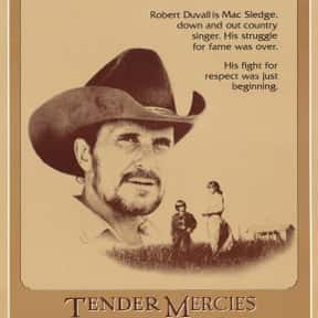 Tender Mercies is listed (or ranked) 14 on the list The Best Movies of 1983