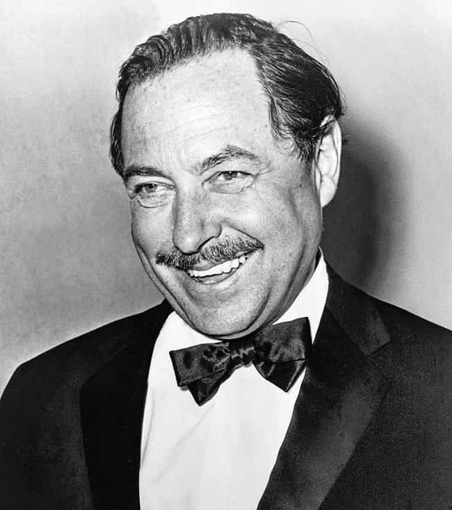 Tennessee Williams is listed (or ranked) 1 on the list Weird Celebrity Deaths You've Never Heard Of