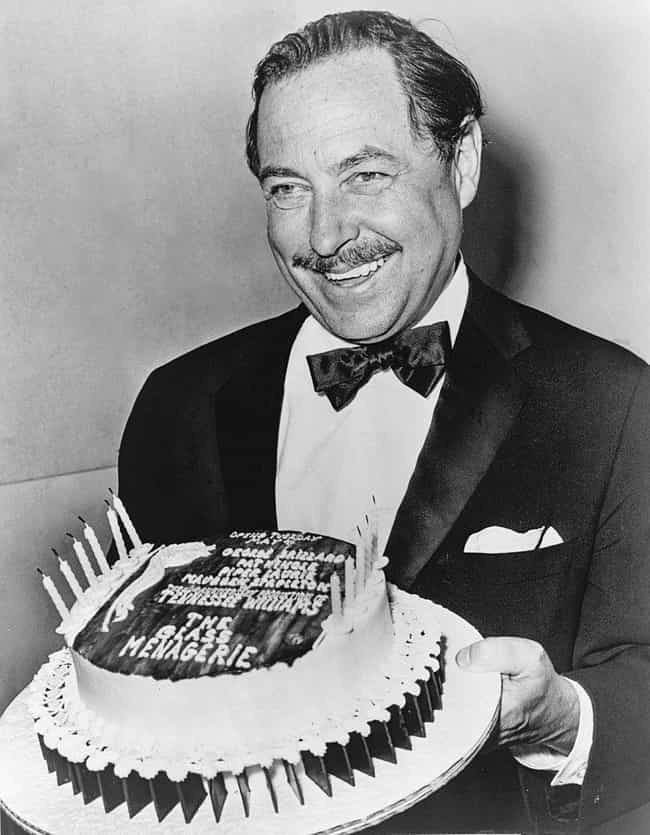Tennessee Williams is listed (or ranked) 4 on the list Famous Deaths That Were Never Investigated