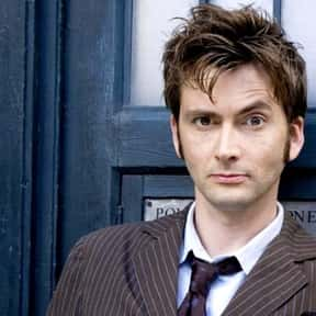 Tenth Doctor is listed (or ranked) 17 on the list The Best Fictional Characters You'd Leave Your Man For