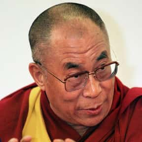 Tenzin Gyatso, 14th Dalai Lama is listed (or ranked) 18 on the list The Most Enlightened Leaders in World History