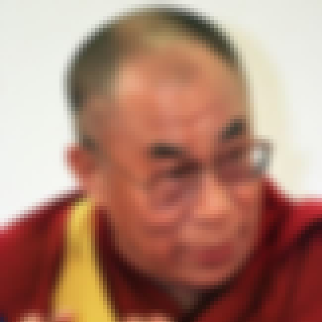 Tenzin Gyatso, 14th Dalai Lama is listed (or ranked) 3 on the list Famous Male Civil Rights Activists