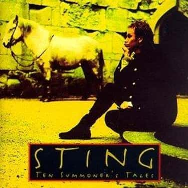Ten Summoner's Tales is listed (or ranked) 1 on the list The Best Sting Albums of All Time