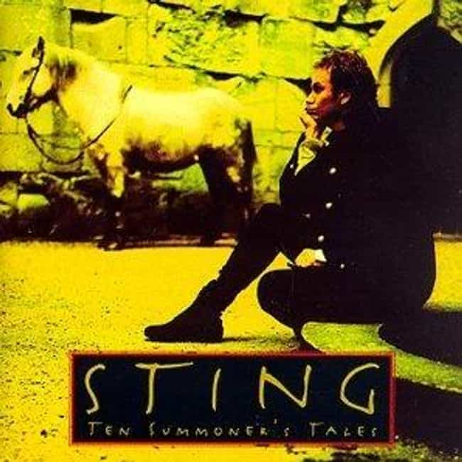 Ten Summoner's Tales is listed (or ranked) 2 on the list The Best Sting Albums of All Time