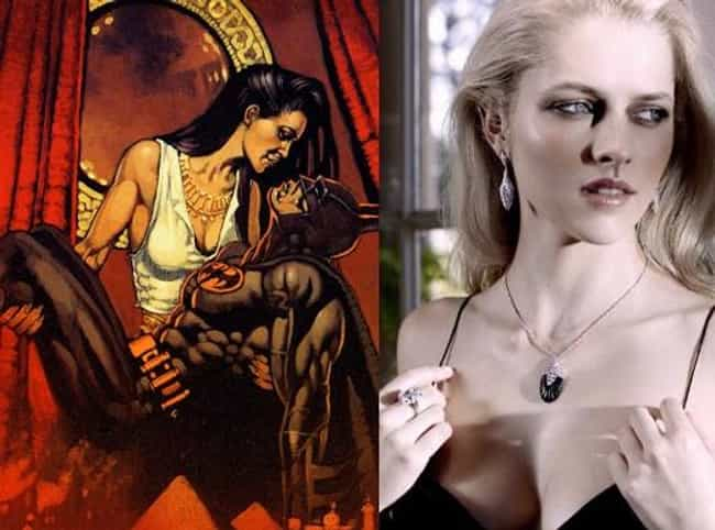 Teresa Palmer is listed (or ranked) 3 on the list Actors Who Almost Got the Part in a DC Film