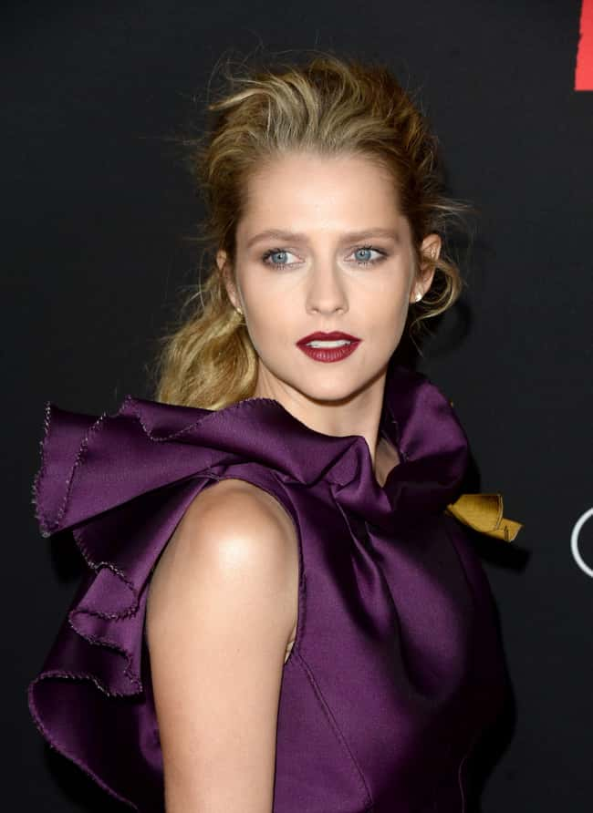 Teresa Palmer is listed (or ranked) 40 on the list The Most Captivating Celebrity Eyes (Women)