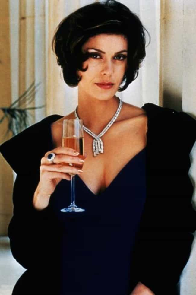 Teri Hatcher is listed (or ranked) 2 on the list James Bond Actors Who've Hated on the Bond Films