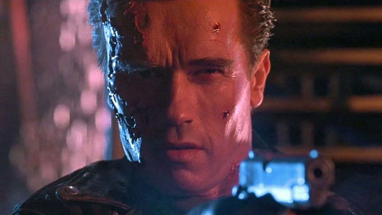 Terminator 2: Judgment Day is listed (or ranked) 3 on the list The Most Memorable Action Movie Quotes
