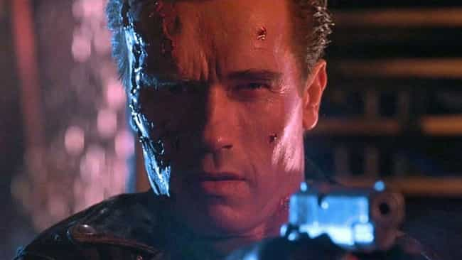 Terminator 2: Judgment D... is listed (or ranked) 2 on the list The Most Memorable Action Movie Quotes