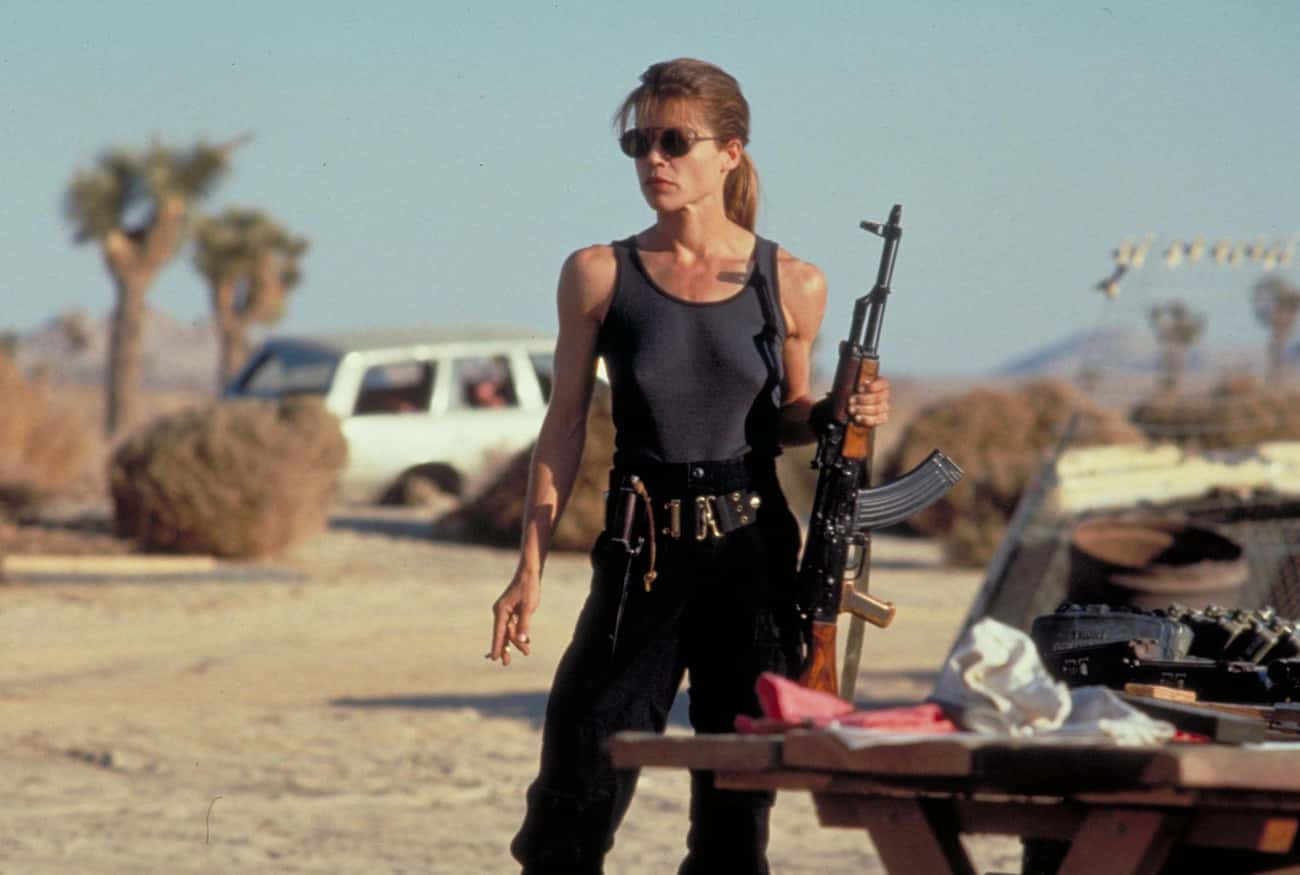 Terminator 2: Judgment Day is listed (or ranked) 1 on the list Movies with the Most Hardcore Women
