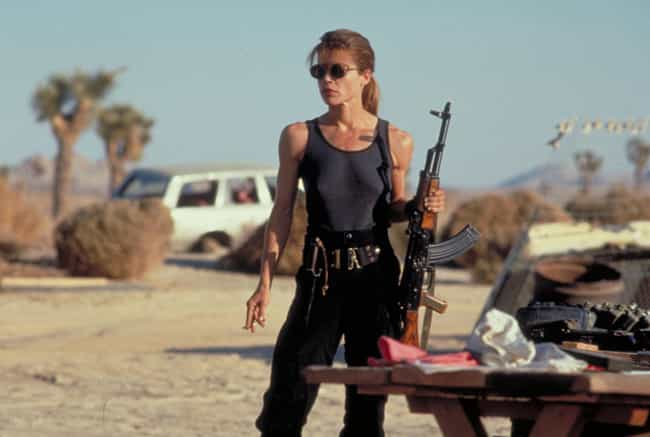 Terminator 2: Judgment Day is listed (or ranked) 2 on the list Movies with the Most Hardcore Women