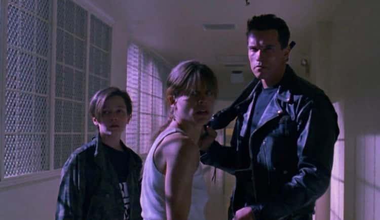 Move Over, Connor Family, The Terminator Runs The Game In 'Terminator 2'