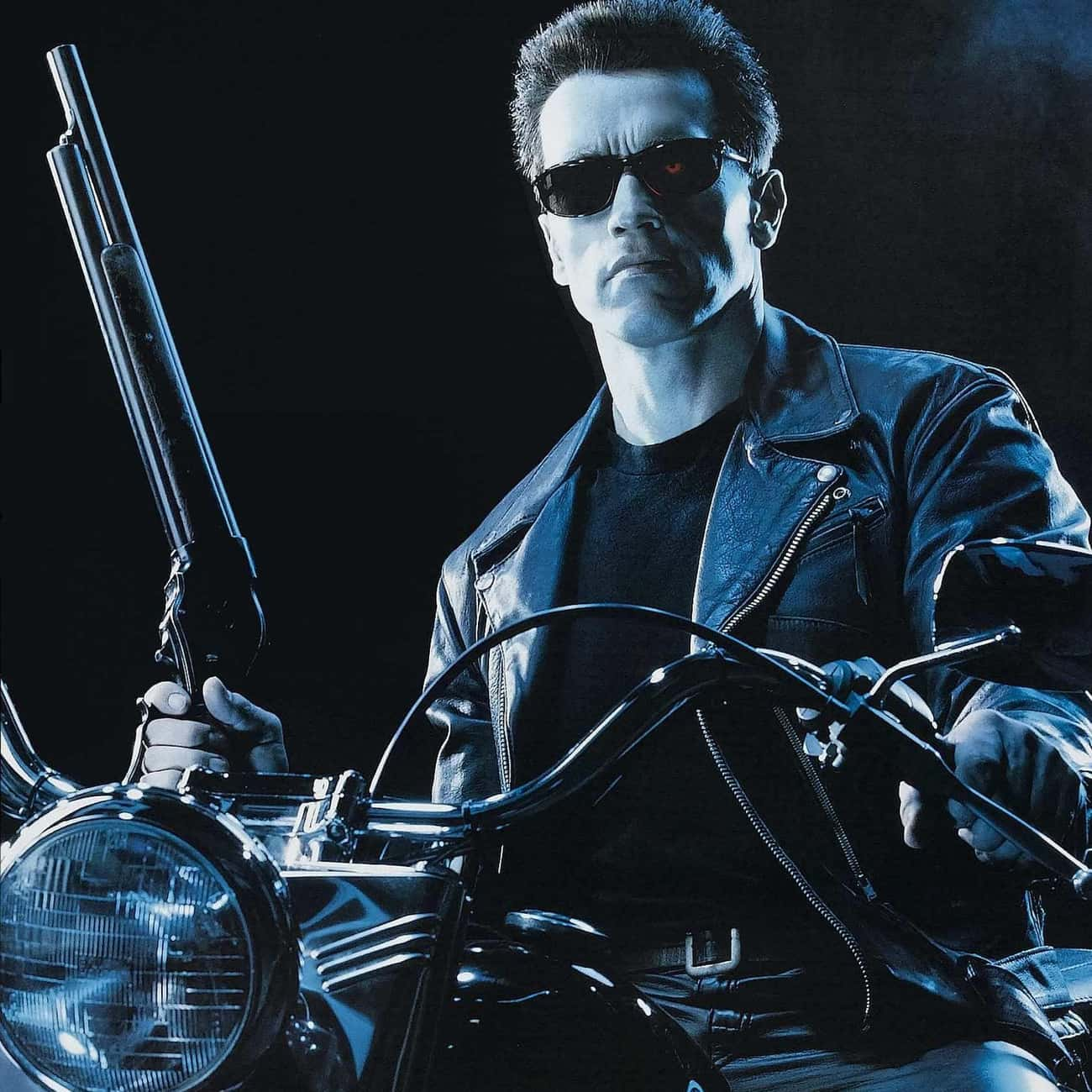Terminator 2: Judgment Day is listed (or ranked) 2 on the list Arnold Schwarzenegger Time Travel Roles