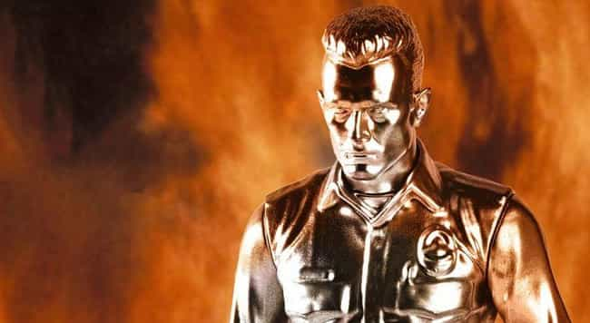 Terminator 2: Judgment D... is listed (or ranked) 3 on the list Classic '90s Movies That Got Away With Not Explaining Major Things