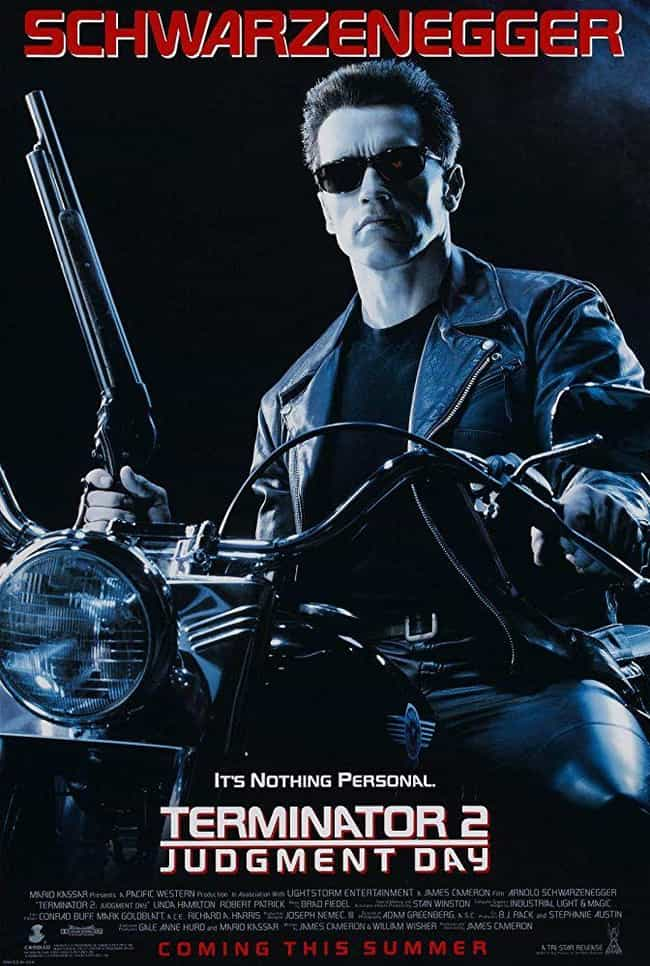 Terminator 2: Judgment Day is listed (or ranked) 1 on the list The Best Movies In The 'Terminator' Franchise