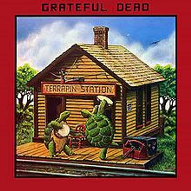 Terrapin Station is listed (or ranked) 4 on the list The Best Grateful Dead Albums of All Time