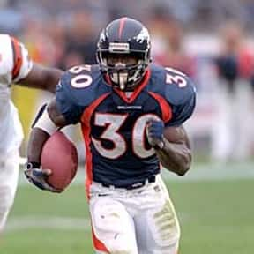 Terrell Davis is listed (or ranked) 12 on the list The Best NFL Buys for the Money