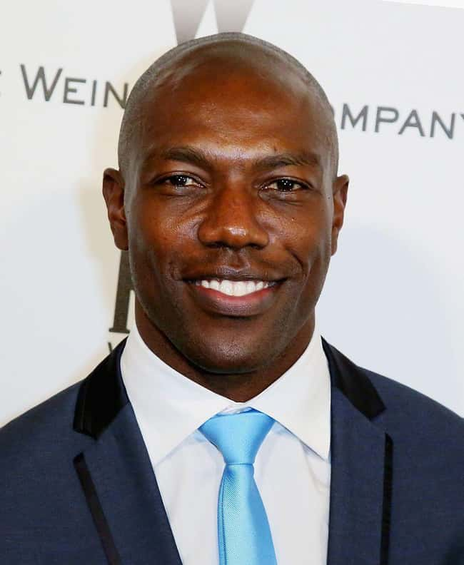Terrell Owens is listed (or ranked) 10 on the list Celebrities Who Actually Support Donald Trump