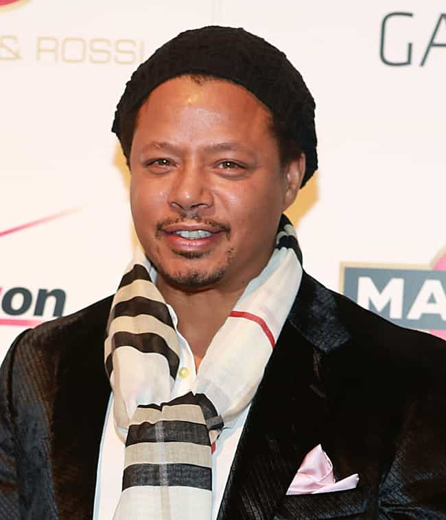 Terrence Howard is listed (or ranked) 3 on the list Celebrities Who Live in Philadelphia