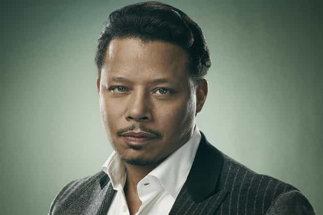 Terrence Howard is listed (or ranked) 4 on the list Men Who Halle Berry Has Dated
