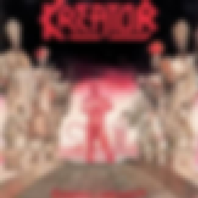 Terrible Certainty is listed (or ranked) 3 on the list The Best Kreator Albums of All Time