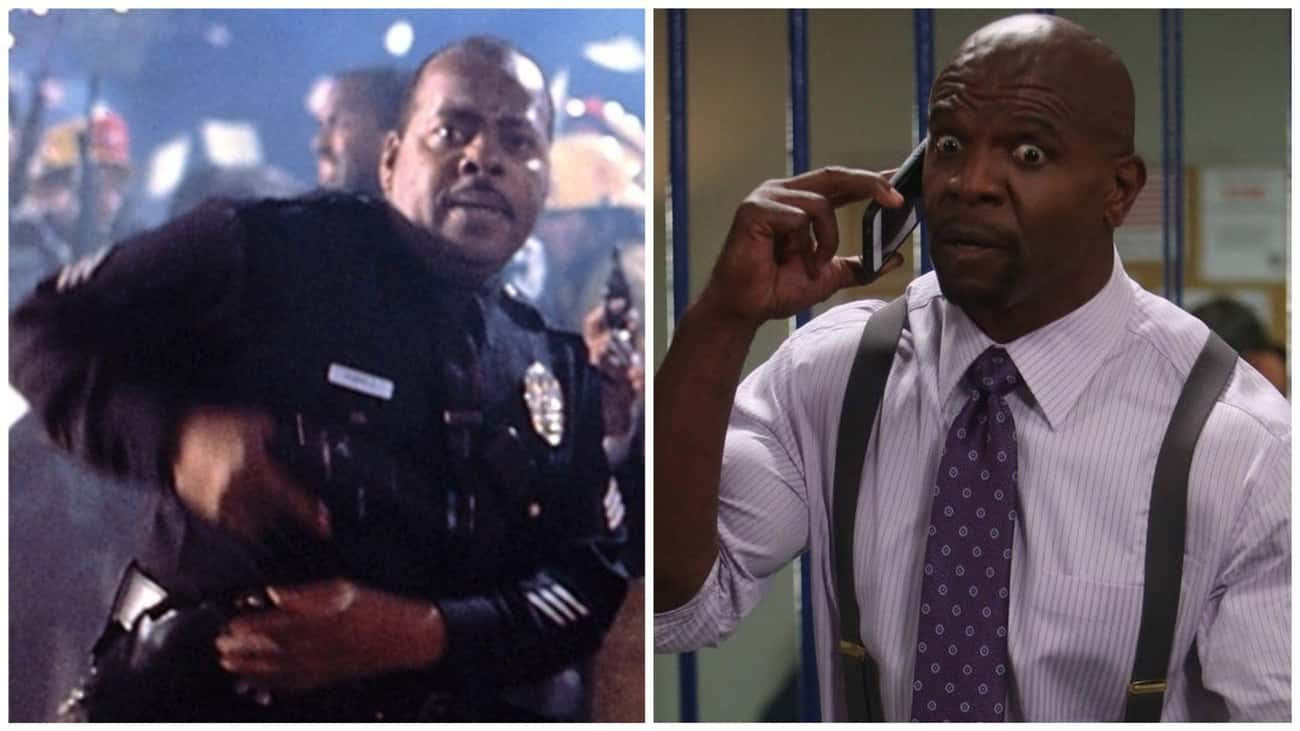 Sgt. Al Powell - Terry Crews is listed (or ranked) 4 on the list Who Would Star In 'Die Hard' If It Were Cast Today?