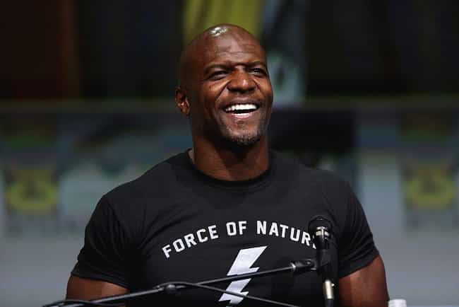 Terry Crews is listed (or ranked) 2 on the list Athletes Who Were Sex Addicts