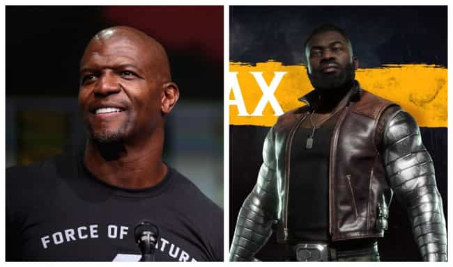 Terry Crews is listed (or ranked) 2 on the list 10 Actors And Actresses Who Want To Play Famous Video Game Characters In Movies