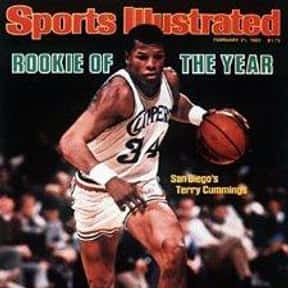 Terry Cummings is listed (or ranked) 24 on the list The Best NBA Players from Illinois