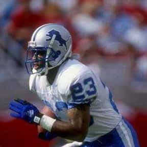 Terry Fair is listed (or ranked) 9 on the list The Best Detroit Lions Cornerbacks Of All Time