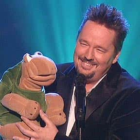 """Terry Fator is listed (or ranked) 6 on the list The Best """"America's Got Talent"""" Acts"""