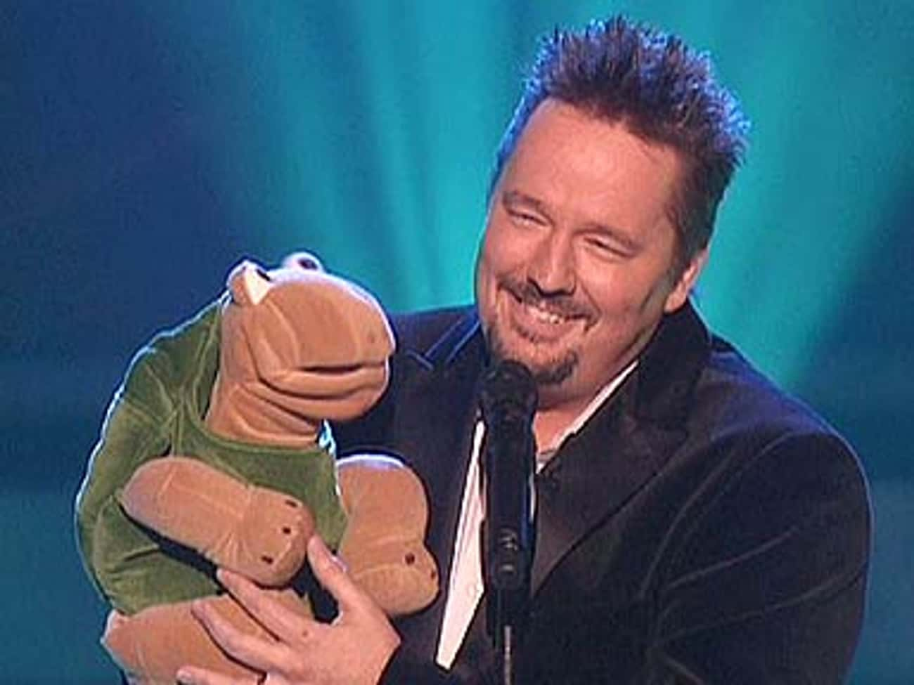 Terry Fator is listed (or ranked) 2 on the list Famous Male Ventriloquists