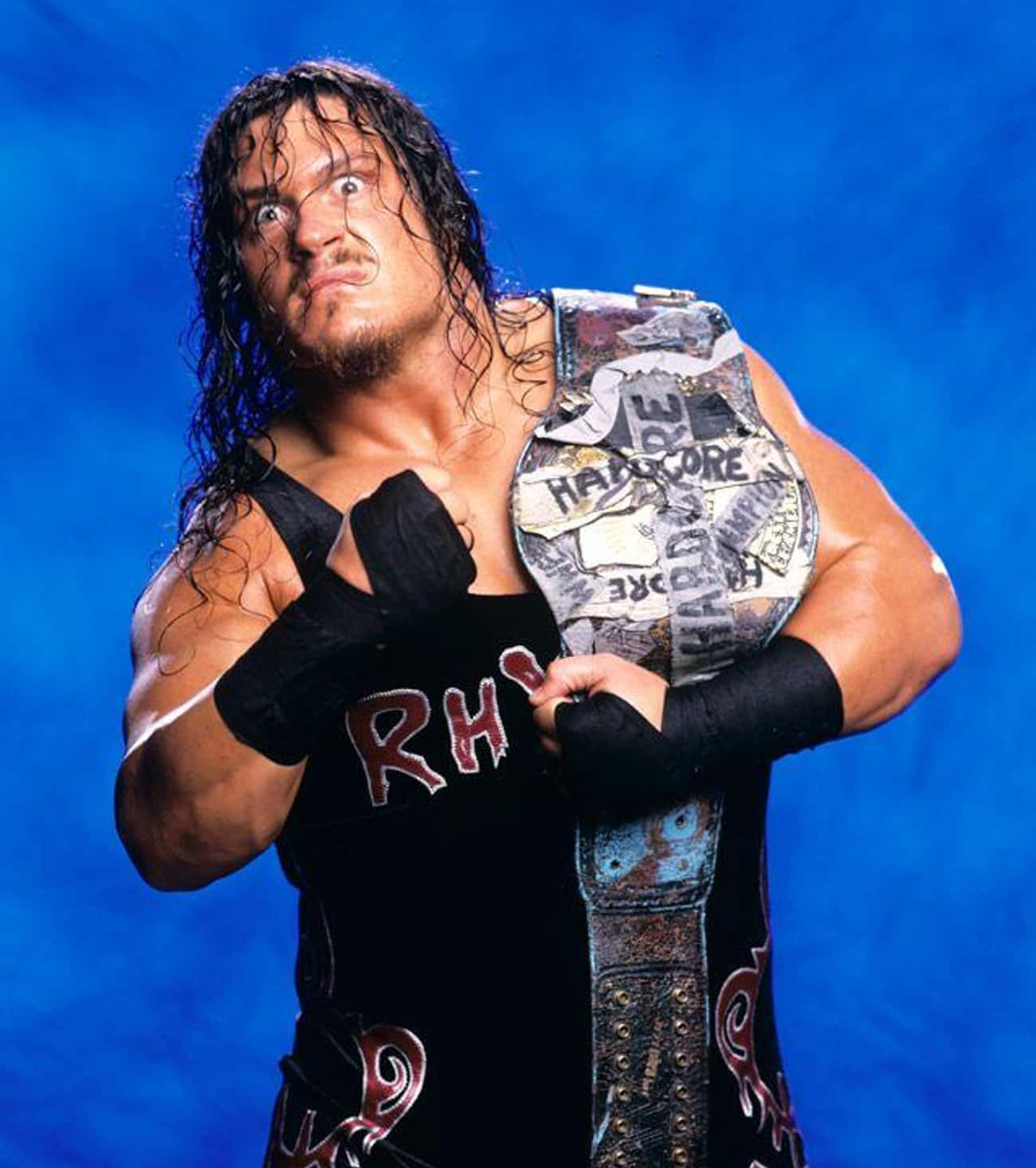 Rhyno is listed (or ranked) 4 on the list The Best (and Worst) Animal Based Gimmicks in Wrestling History