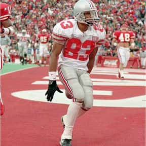Terry Glenn is listed (or ranked) 24 on the list The Best Ohio State Buckeyes of All Time