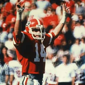Terry Hoage is listed (or ranked) 15 on the list The Best University of Georgia Football Players of All Time