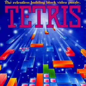 Tetris is listed (or ranked) 1 on the list The Best NES Puzzle Games